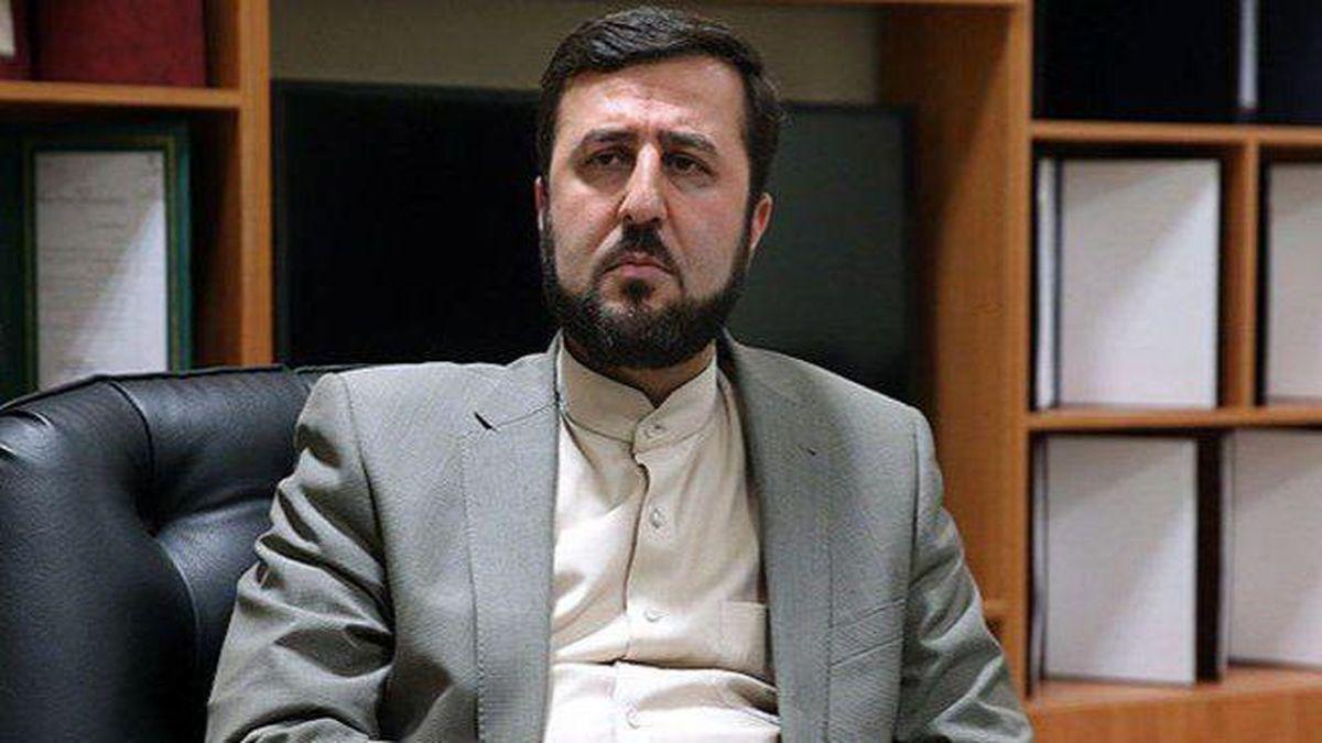 غریبآبادی: سطح غنیسازی ایران به ۵۵.۳درصد رسید