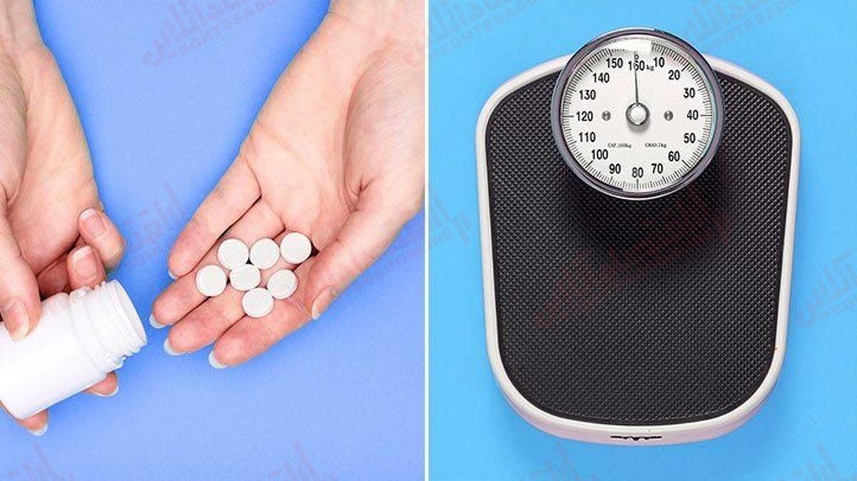 ۷ راه کاهش وزن، برای کسانی که با مصرف دارو دچار اضافه وزن شده اند