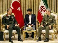ایران و ترکیه مانع تحقق اهداف اسرائیل در منطقه میشوند