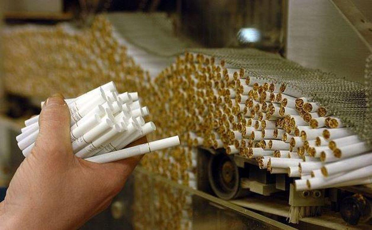 صادرات سیگار ایران به اروپا برای اولین بار