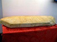 استرداد لوح سنگی قدیمی ایران از ایتالیا +عکس