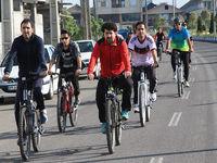 دستمزد عجیب دوچرخه سواران شهرداری تبریز