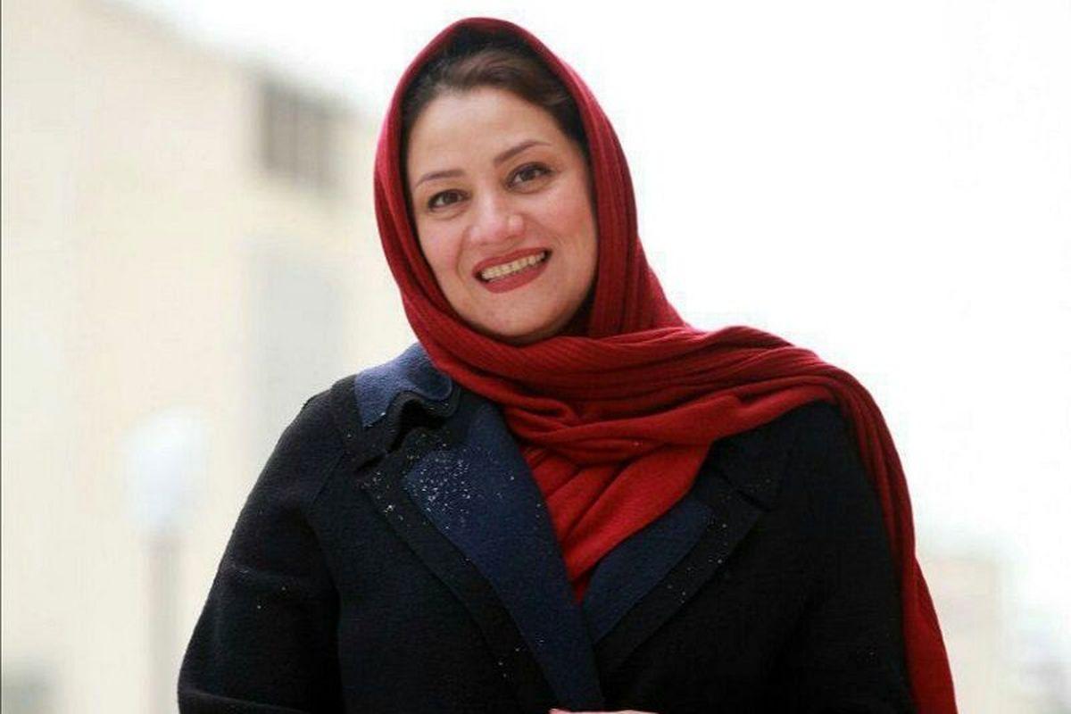 شبنم مقدمی در روز عید فطر + عکس