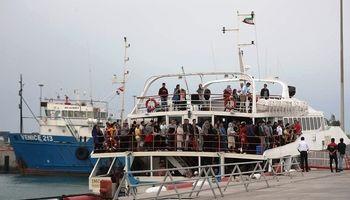 آمار ورود مسافران نوروزی به کیش افزایش یافت