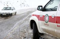 در برف سوخت خودرو را مدیریت کنیم
