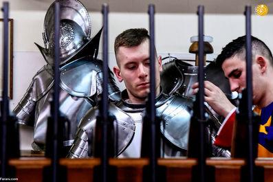 محافظان پاپ