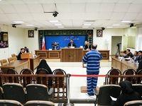 سومین جلسه دادگاه شبنم نعمت زاده +عکس