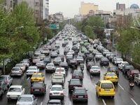 آغاز ماه مهر با ترافیک و آلودگی
