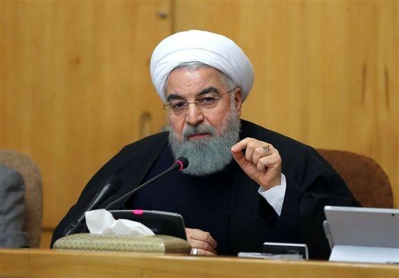 چرا حسن روحانی در جلسه هیئت دولت برافروخته شد؟