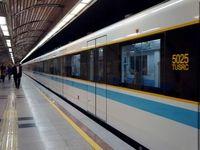 رکورد کاهش سرفاصله حرکت قطارها در خط ۲مترو