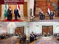 تأکید مصر و عربستان بر ادامه محاصره قطر و مقابله با ایران