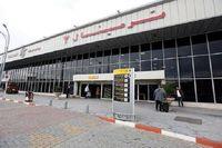 فرودگاه مهرآباد در سال ۱۳۳۴ +عکس
