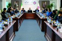 برگزاری گردهمایی شرکتهای پرداخت یار در بانک ایران زمین