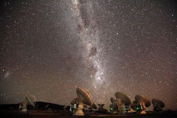 کشف سه سیاره در حال تولد