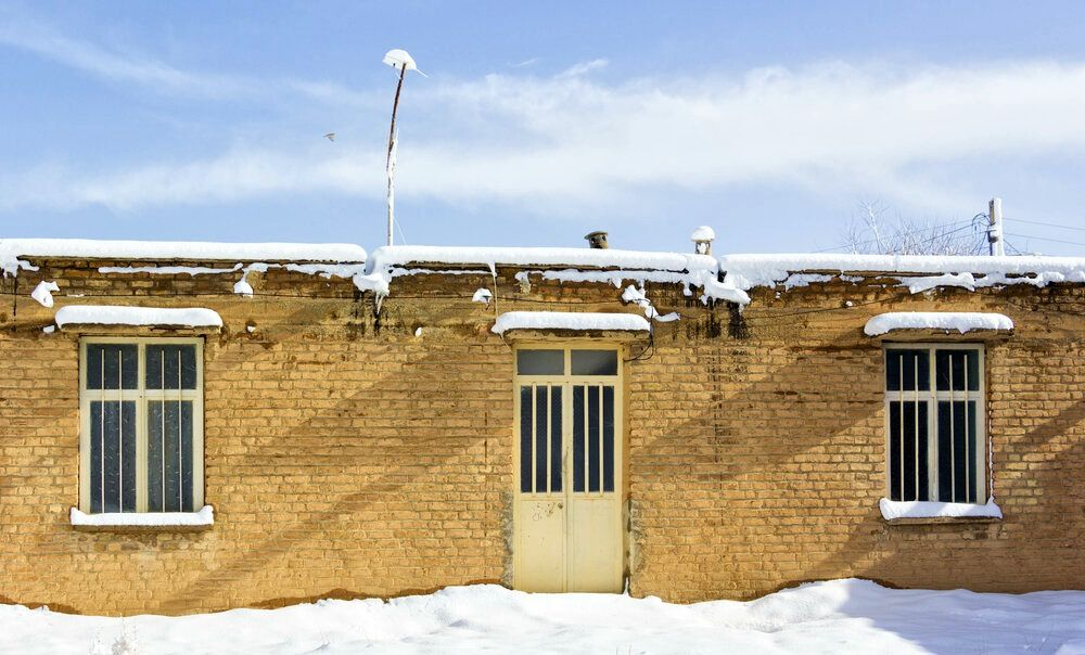 برف در چهارمحال بختیاری