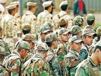 دوره آموزشی سربازی در صورت ظرفیت ۲ماهه برگزار خواهد شد