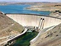 کمتر از 9درصد سد زایندهرود آب دارد