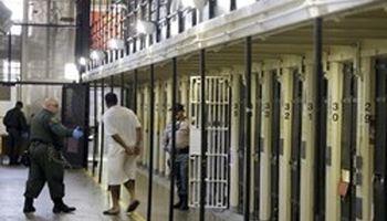 زندانیان آمریکایی اعتصاب کردند