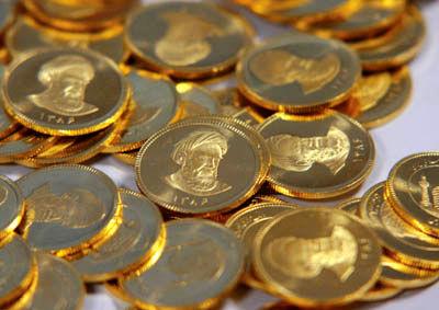 7 درصد؛ کاهش قیمت سکه طی یک ماه