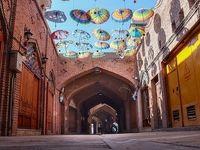 بازار تهران بعد از تعطیلات نوروز به روایت تصویر