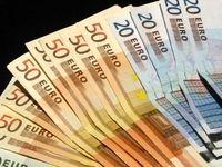 یورو در بالاترین سطح هفتگی