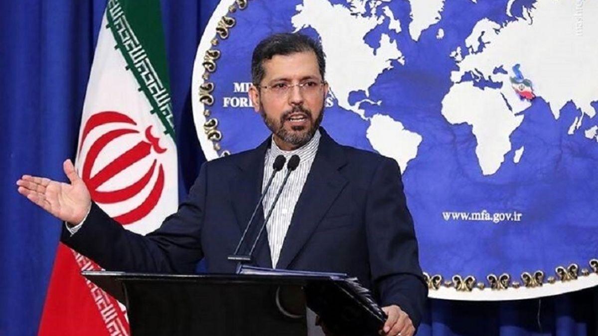 توضیحات سخنگوی وزارت خارجه درباره حضور هیات کرهای در تهران