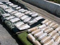 بیش از یک تن مواد مخدر در ماهشهر کشف شد