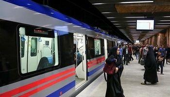 کاهش سرفاصله حرکت قطارها به کمتر از ۵دقیقه