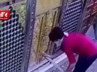 دزدی از امامزاده! +فیلم