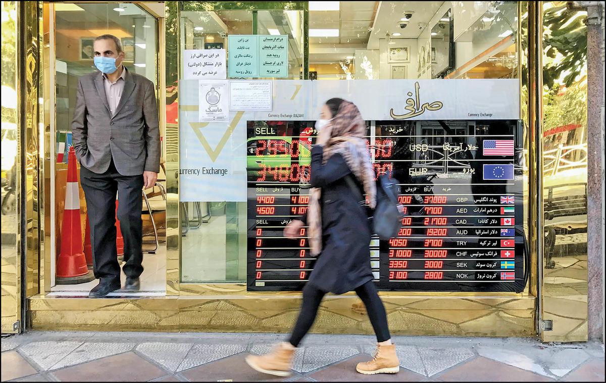 صدور پیام سیاسی برای نزول دلار