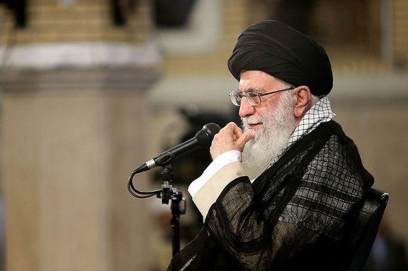 تصویر و جملهای معنادار درباره سردار سلیمانی در اینستاگرام سایت رهبر انقلاب