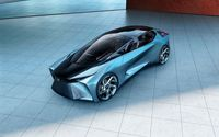 جدیدترین خودروی لکسوس LF-30 رونمایی شد +فیلم