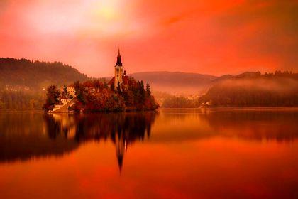 رمانتیکترین مکانهای دنیا +تصاویر