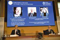 نوبل فیزیک برای پیشتازان فهم سیاهچاله