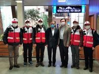 تیم پزشکان متخصص چینی وارد تهران شد