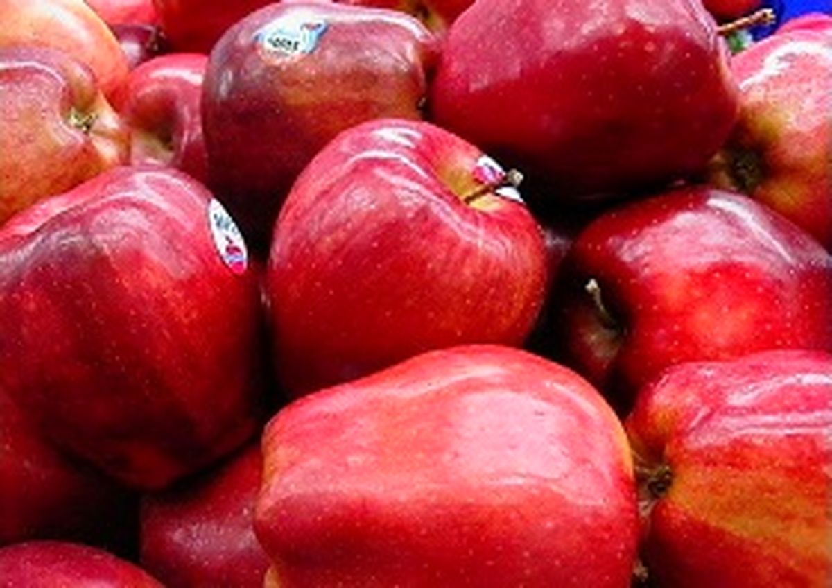 ذخیره ۶۰هزارتن سیب و پرتقال برای شب عید
