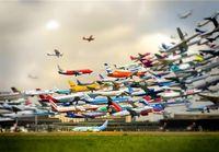 سقوط آزاد قیمت بلیت هواپیما