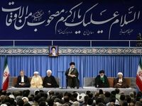 رهبر معظم انقلاب: رژیم صهیونیستی با همت ملتهای مسلمان قطعاً نابود خواهد شد