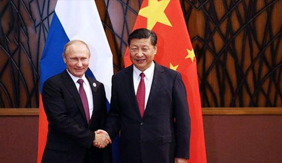 پوتین: روابط روسیه و چین مبتنی بر اعتماد متقابل است