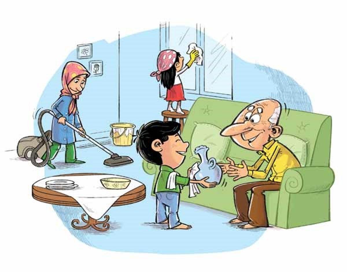 با وسایل اضافی حاصل از خانهتکانی چه کنیم؟