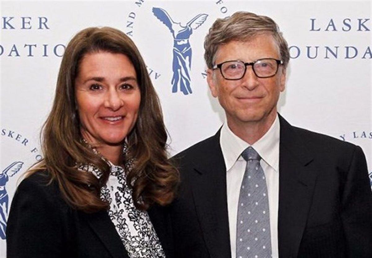 موسس مایکروسافت از همسرش جدا شد
