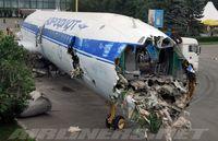 توپولف، اتوبوس مرگ هوایی در روسیه!