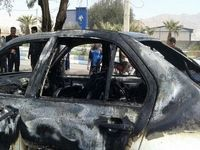 چه کسی خودروی یکی از مدیران شهرداری آبادان را به آتش کشید؟