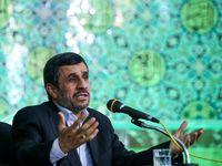 احمدی نژاد: من طلبکارم!