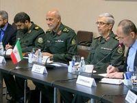 سردار باقری به وزرای دفاع روسیه و ترکیه چه گفت؟
