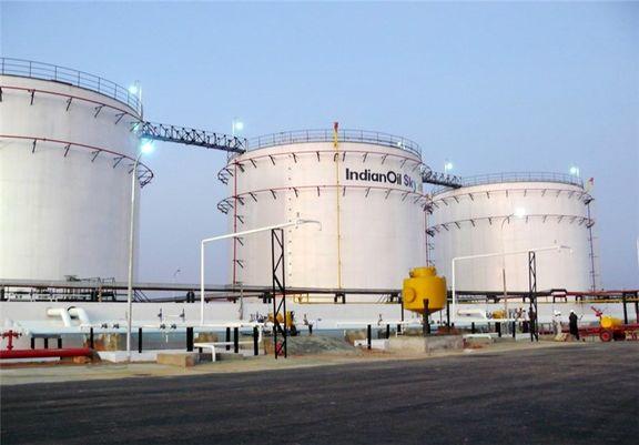 واردات نفت هند به کمترین رقم طی ۳سال گذشته رسید