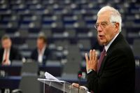 بورل پیروزی بایدن را روزی نیک برای اروپا و آمریکا خواند