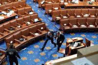 تلفات درگیریهای کنگره آمریکا افزایش یافت