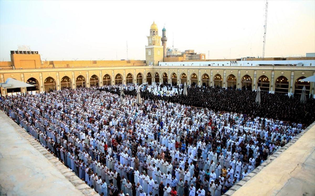 نحوه برگزاری نماز عید سعید فطر در سراسر کشور