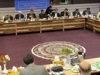 دیدار مدیران عامل شرکتهای بیمهای با نمایندگان مجلس در بهارستان